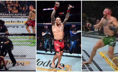 Poirier mposht McGregorin në UFC 264, irlandezi pësoi thyerje të tmerrshme të kyçit të këmbës