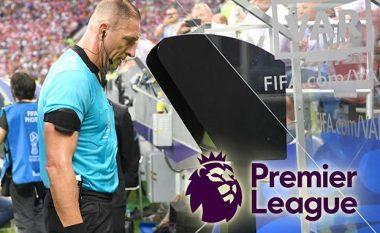 Ndryshime befasuese në VAR nga Liga Premier