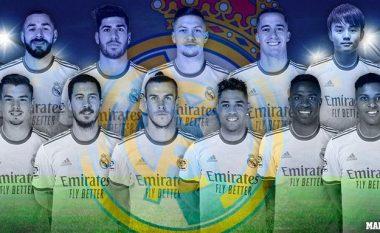 Real Madridi ka shumë sulmues, por mungesë të golave
