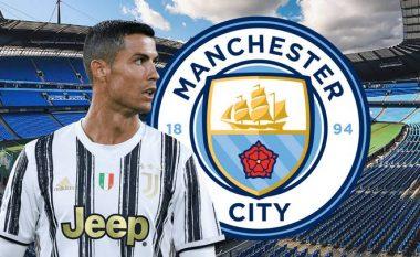 Cristiano Ronaldo lidhet me një transferim befasues te Manchester City