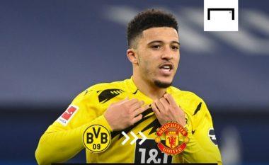 Zyrtare: Dortmundi konfirmon transferimin e Sanchos te Manchester Unitedi