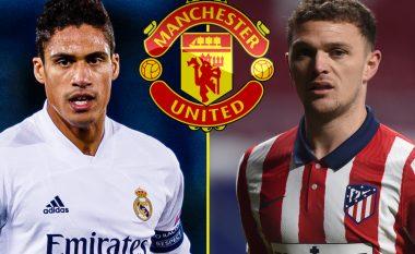 Manchester United po përforcohet dukshëm, Varane dhe Trippier pritet të zyrtarizohen javën që vjen