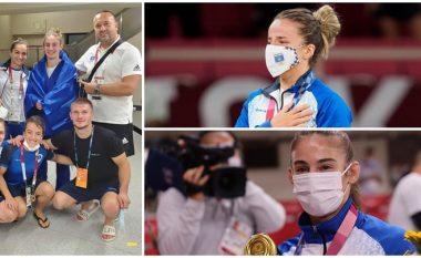 Kosova e dyta për medalje në xhudo në 'Tokio 2020'