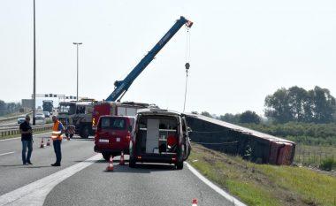 Identifikohen katër viktima nga Gjakova në aksidentin që ndodhi në Kroaci