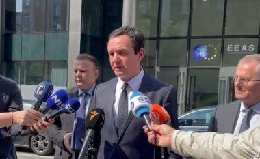 Kurti: Propozova një marrëveshje paqeje, ajo u refuzua nga Serbia pa u lexuar – kjo tregon mosgatishmëri për marrëveshje