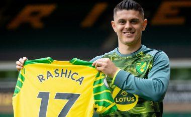 'Mirë se erdhe në Norwich' – Milot Rashica prezantohet te klubi i ri
