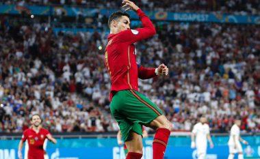 Ronaldo u shpall golashënuesi më i mirë i 'Euro 2020' – arsyeja pse e la prapa Schickun