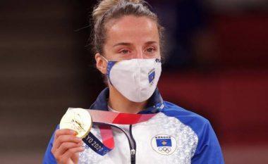 """Mediat ndërkombëtare raportojnë për triumfin e Distria Krasniqit në Lojërat Olimpike """"Tokio 2020"""""""