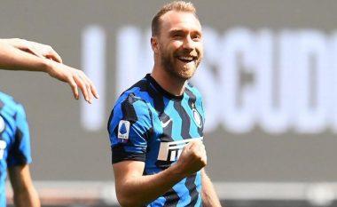Eriksen kthehet në javën tjetër te Interi