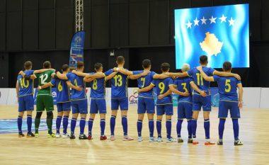 Futsall, Kosova humbi nga Uzbekistani