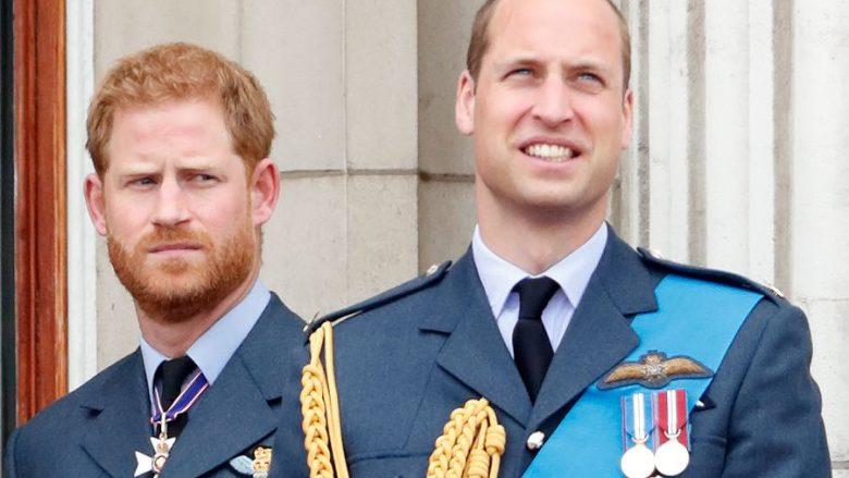 Princi William dhe Harry (Foto: Getty Images)