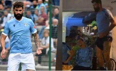 Ende pa e filluar mirë, Elseid Hysaj përplaset keq me tifozët e Lazios