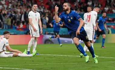 Notat e lojtarëve: Italia 1-1 Anglia, Leonardo Bonucci ishte lojtari i ndeshjes
