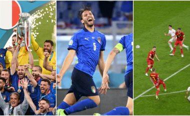 Pesë momentet kryesore që e ndihmuan Italinë ta fitonte Kampionatin Evropian