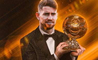 Jorginho shihet si favorit për të fituar Topin e Artë në këtë vit