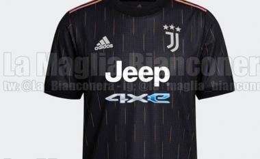 Rrjedhë në internet fanella e dytë e Juventusit