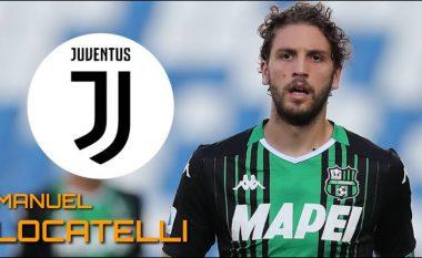 Juventusi takohet sot me Sassuolon për të mbyllur transferimin e Locatellit