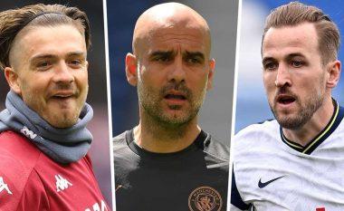 Aguero i larguar, Kane i transferuar – Formacioni i mundshëm i Manchester Cityt në sezonin 2021/22