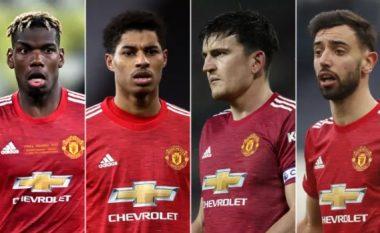 Zbulohen pagat e Manchester Unitedit pas transferimit të Sanchos - De Gea më i paguari, Bruno Fernandes i teti