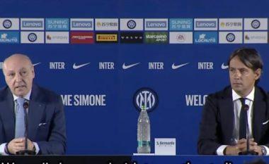 Marotta: Shitja e Hakimit ishte vendim i dhimbshëm, Inzaghi është trajner fitues