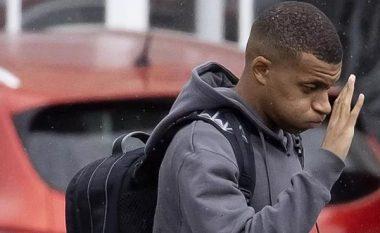 Mbappe i bashkohet PSG-së në stërvitje, por nuk ka qëllim të rinovojë kontratën