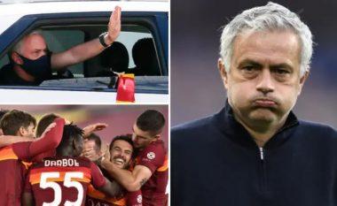 Mourinho tregon dorën e hekurt që në ditën e parë të stërvitjes, dëbon tetë lojtarë nga Roma
