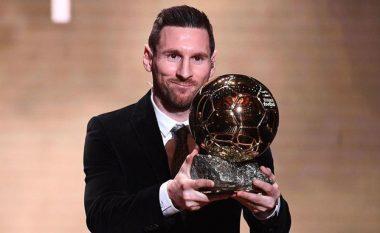 Harrojeni Jorginhon dhe të tjerët: Topi i Artë i takon Messit për aq sa vazhdon të luajë