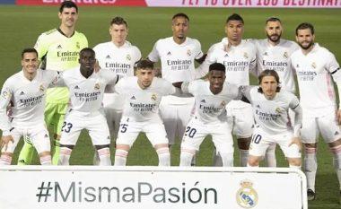 'Gjashtë nënshkrimet' e Ancelottit për formacionin e tij titullar te Real Madridi