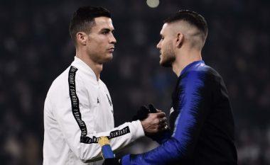 Icardin për Ronaldon: Juventusi dhe PSG afër marrëveshjes për shkëmbim lojtarësh