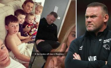 Pasi i shpërtheu skandali me tri modelet e zhveshura, Rooney bën denoncimin në polici