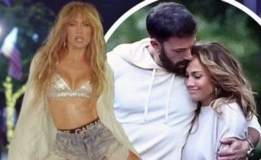 """Jennifer Lopez është """"çmendurisht e dashuruar"""" me Ben Affleckun pas shansit të dytë që dyshja i dhanë njëri-tjetrit"""