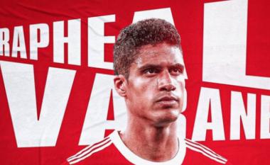 Arrihet marrëveshja mes Manchester Unitedit dhe Real Madridit për Varanen