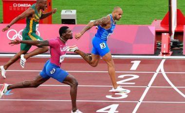 Ditë me shumë befasi në Lojërat Olimpike, Jacobs i Italisë fiton medaljen e artë në 100 metra