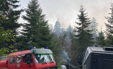 Vatrat e zjarrit, Muhaxheri bën thirrje që mos të vizitohen disa pjesë të bjeshkëve të Rugovës derisa të normalizohet gjendja
