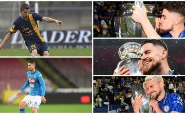 Jorginho flet për adoleshencën e vështirë, karrierën dhe Topin e Artë