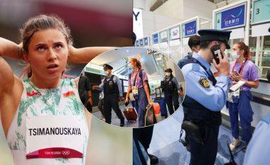 Vrapuesja Olimpike thotë se u dërgua në aeroport kundër vullnetit të saj, derisa refuzon të kthehet në vendlindje