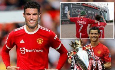 Mësohet paga që do të ketë Cristiano Ronaldo te Manchester United
