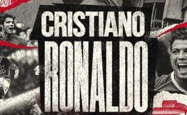 Manchester United e konfirmon: Cristiano Ronaldo është lojtar i yni