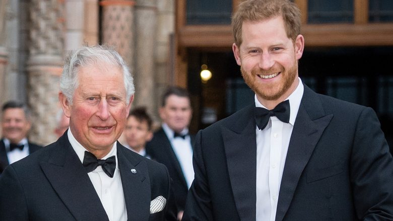 Princi Charles dhe Harry (Foto: Samir Hussein/Samir Hussein/WireImage/Getty Images)