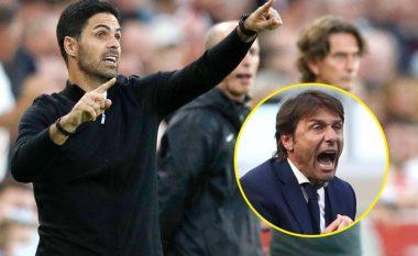 Arteta pritet të shkarkohet nga Arsenali – Conte është favoriti për të marrë drejtimin e The Gunners