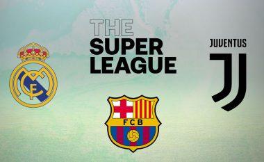Rikthehet Superliga Evropiane me një ide joshëse: Real Madridi, Barcelona e Juventusi bëjnë hapin e madh