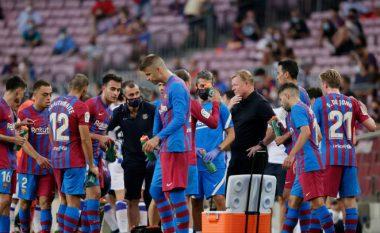Barcelona ka më pak se dy javë që t'i shesë tre lojtarë