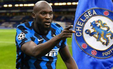 Chelsea ofron 100 milionë euro dhe një lojtar për Lukakun