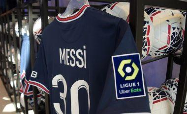 Rekordet madhështore të fanellës së Messit te PSG – Rreth 1 milion të shitura brenda ditës dhe 20 milionë euro fitime në vetëm shtatë minuta