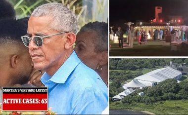 Shënohet rritje e madhe e numrit të rasteve pozitive me COVID-19, në ishullin ku Barack Obama organizoi ditëlindjen e tij të 60-të me të ftuar VIP