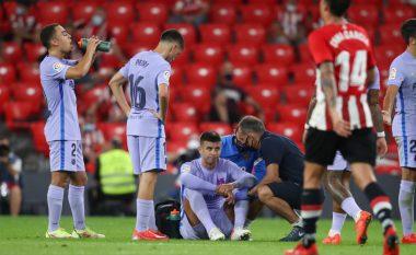 Barcelona publikon detaje për dëmtimin e Piques ndaj Bilbaos