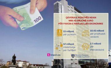 Mbi 40 milionë euro nga Pakoja e Ringjalljes Ekonomike – përfitojnë prodhuesit vendor, ata që kanë humbur familjarët nga COVID-19 dhe personeli mjekësor