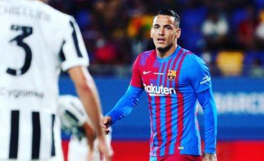 Rey Manaj regjistrohet në ekipin e parë të Barcës së bashku me Depay e Garcia – e gjitha falë Pique
