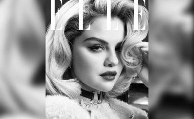 Selena Gomez kanalizon Marilyn Monroe teksa pozon për kopertinën e revistës Elle