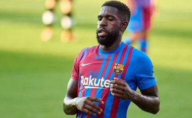 Samuel Umtiti largohet nga Barcelona vetëm për ndonjë top skuadër